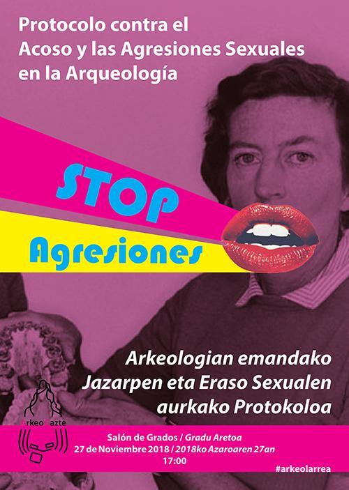 Cartel Comisión Feminista