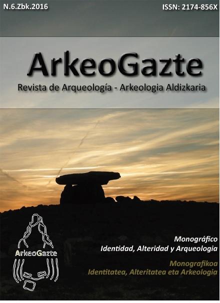 MONOGRÁFICO: IDENTIDAD, ALTERIDAD Y ARQUEOLOGÍA