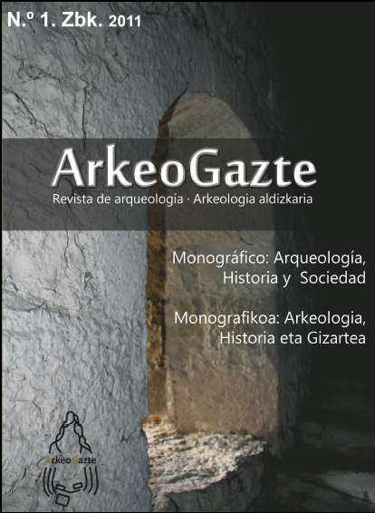 Monográfico: Arqueología, Historia y Sociedad
