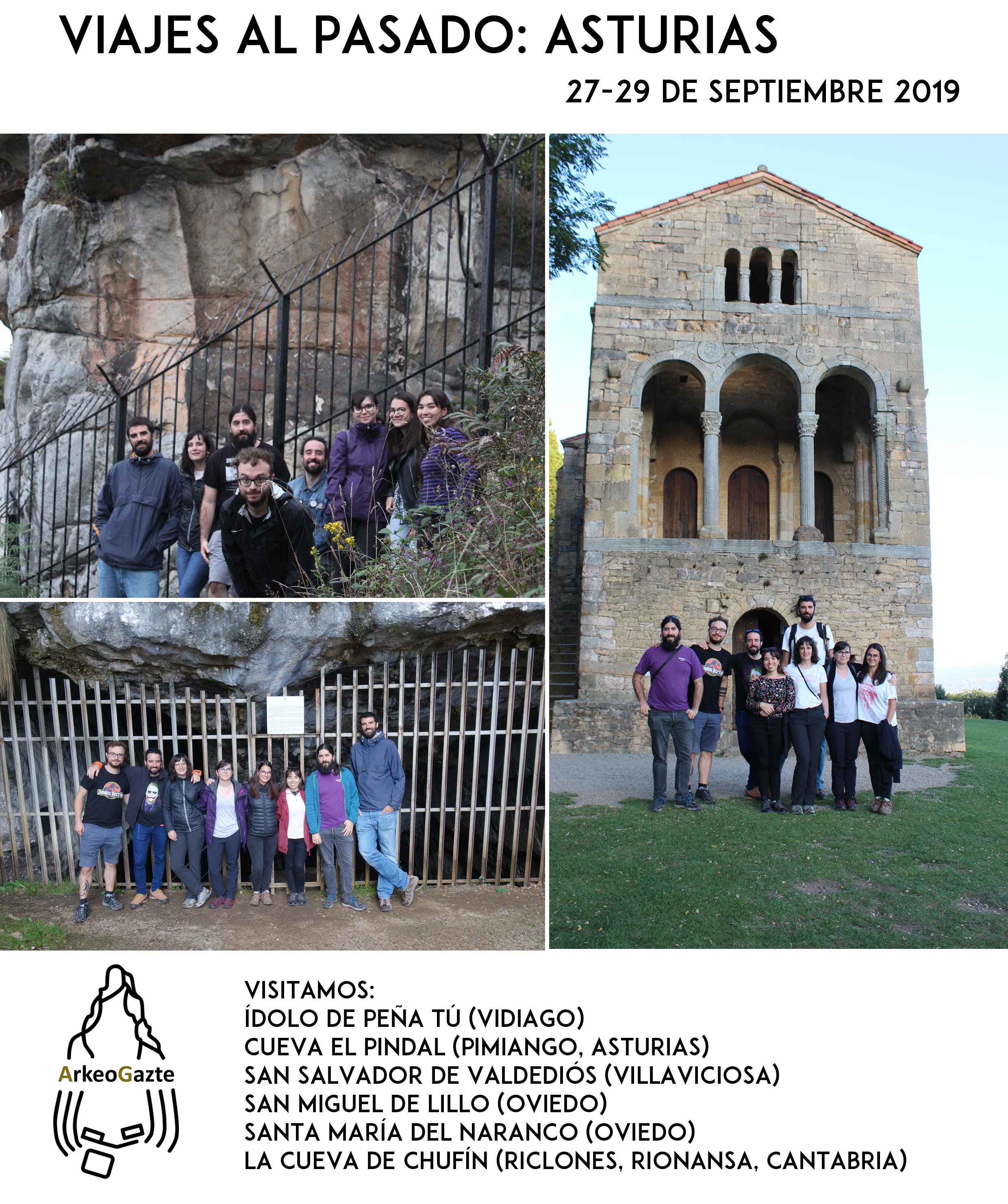 Viajes al Pasado Asturias 2019
