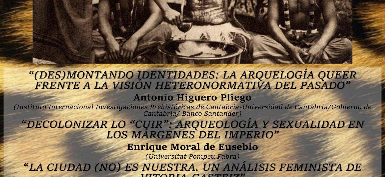 XVIII-cartel arkeogazte cuir